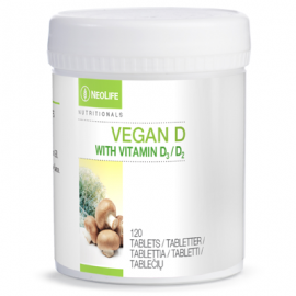 Vitaminas D, NeoLife Vegan D